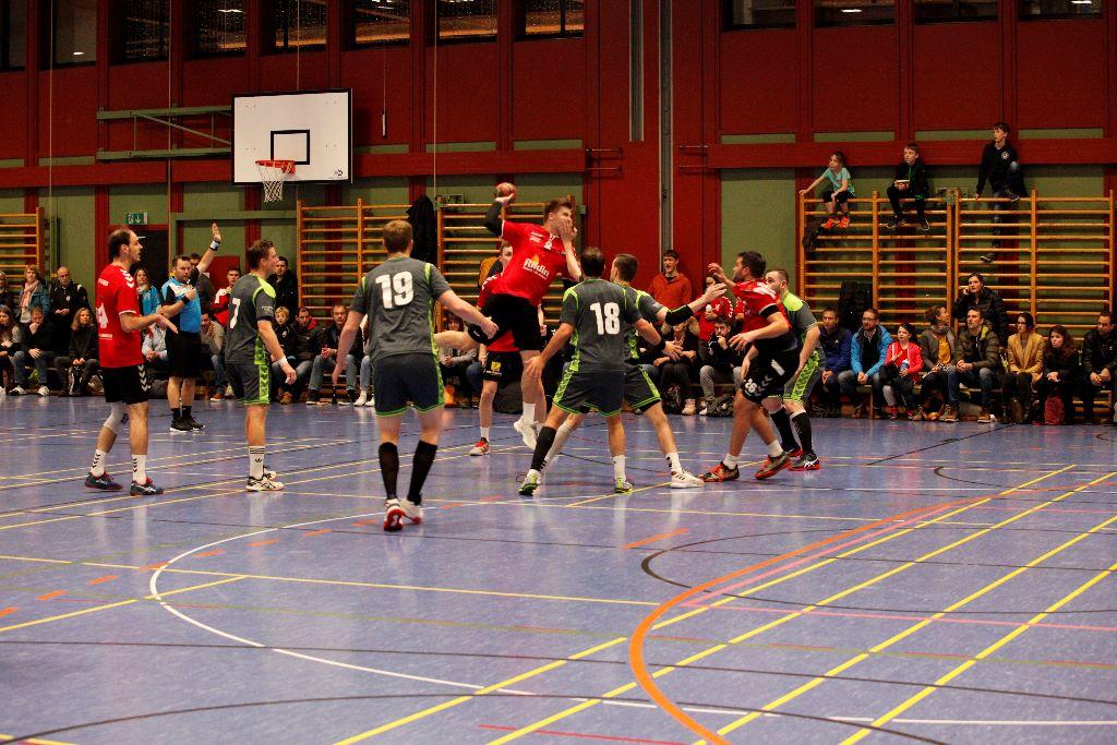 Erste Finalrundeniederlage im ersten Auswärtsspiel bei HSG Leimental.