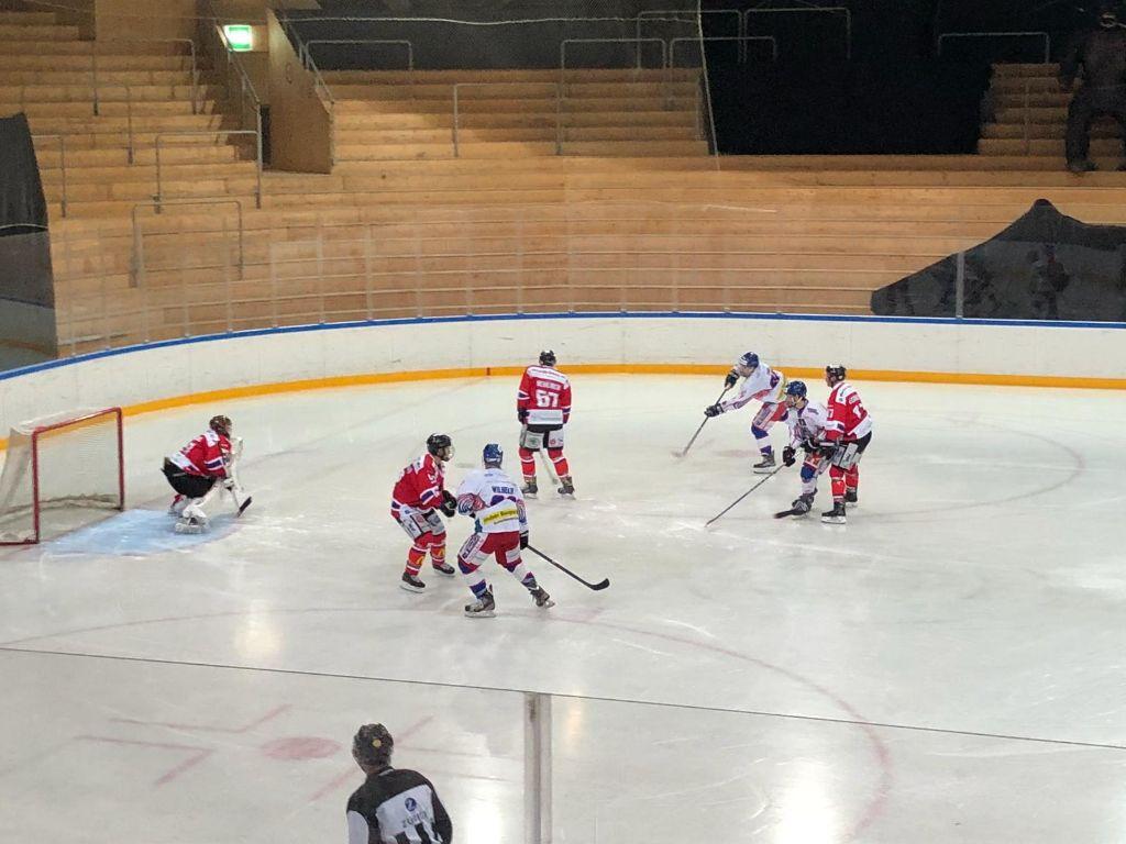 Kreuzlingen steht sensationell im Halbfinale