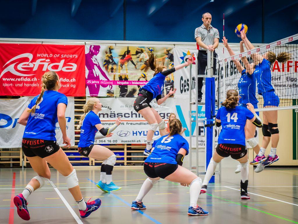 VBC Aadorf startet siegreich in die Play-Offs