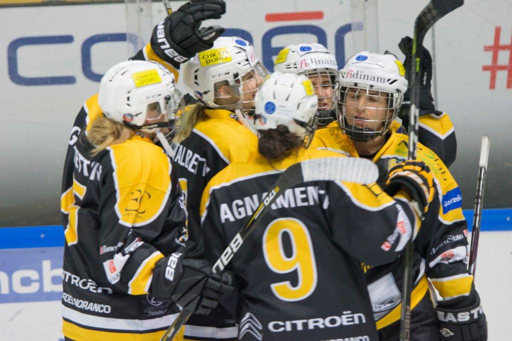 Ladies Lugano gewinnen ihren 7. Meistertitel