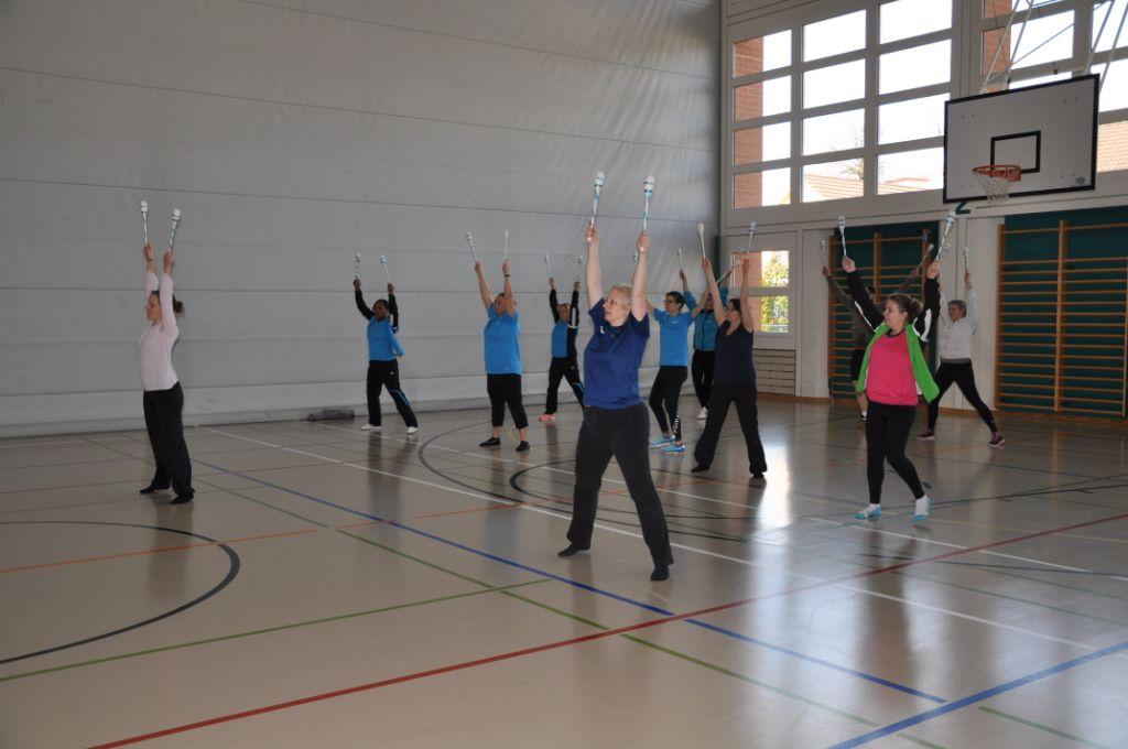 Kantonaler Frühjahrskurs Mädchen/Knaben