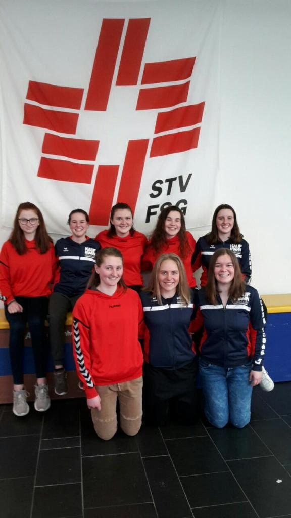 Thurgauer Korbballteams mit guten Leistungen an der U20-Elite Aufstiegsrunde