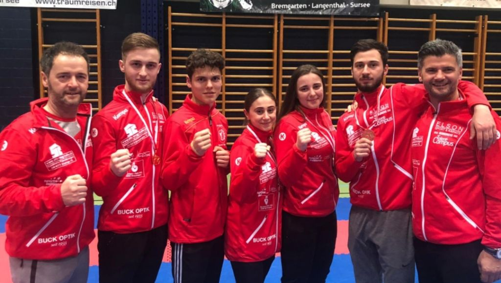 Qualifikation Schweizermeisterschaft Karate