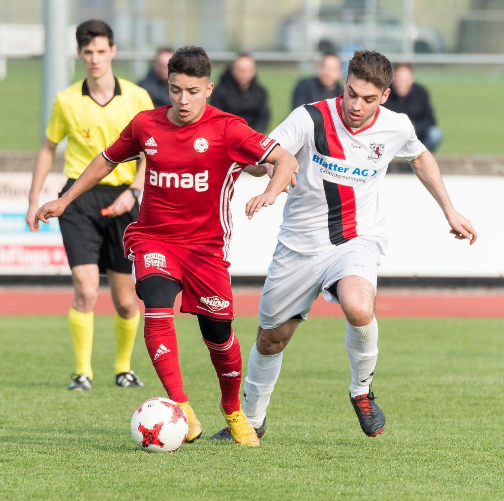 FC Frauenfeld mit einem verdienten Erfolg
