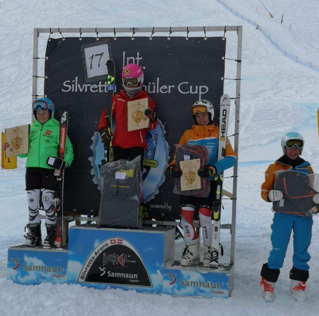 Skiclub Gossau: Saisonabschluss mit Podestplatz