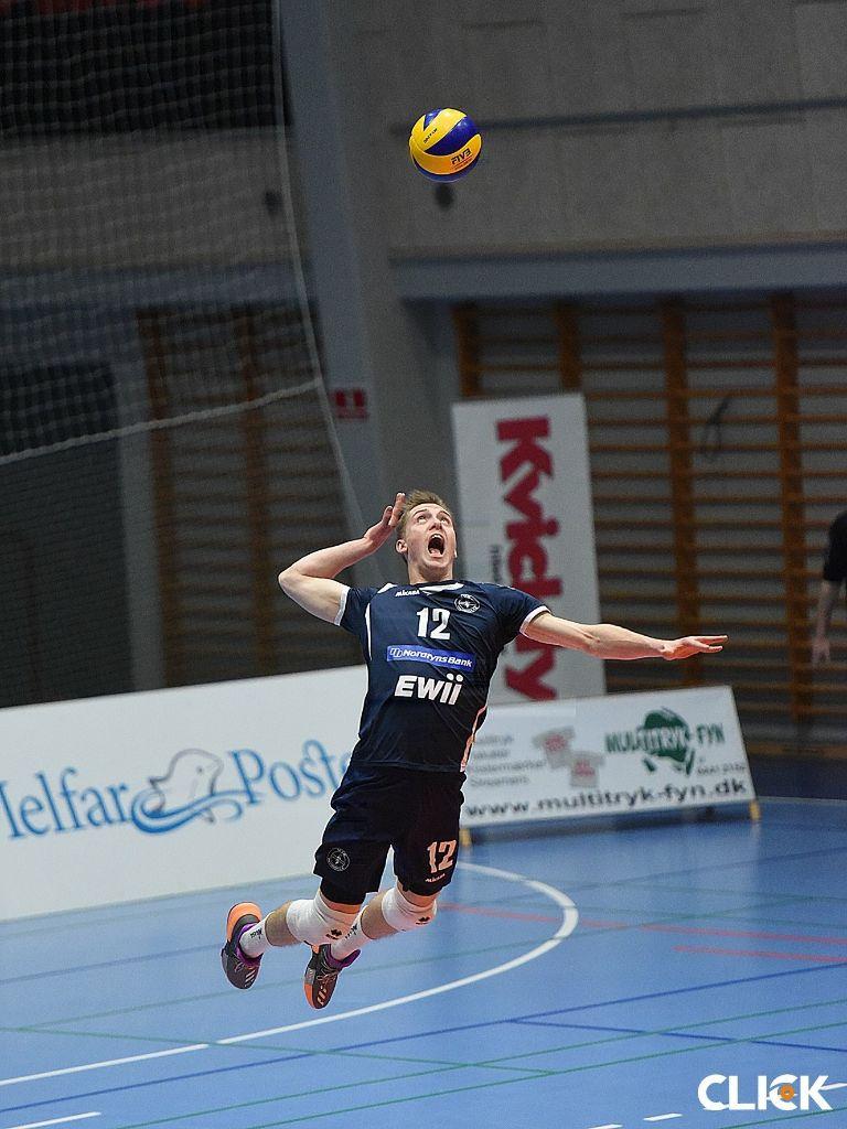 Ein kühler Däne für LINDAREN Volley Amriswil
