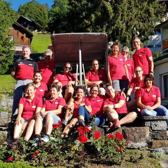 Turnfahrt in den Kanton Glarus