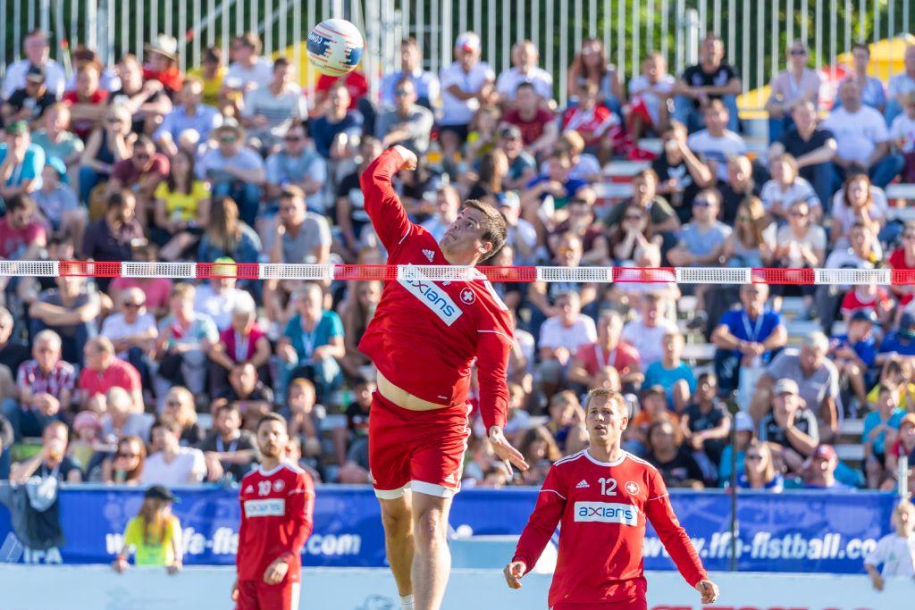 Schweiz nach klarem Sieg gegen Argentinien im Viertelfinal