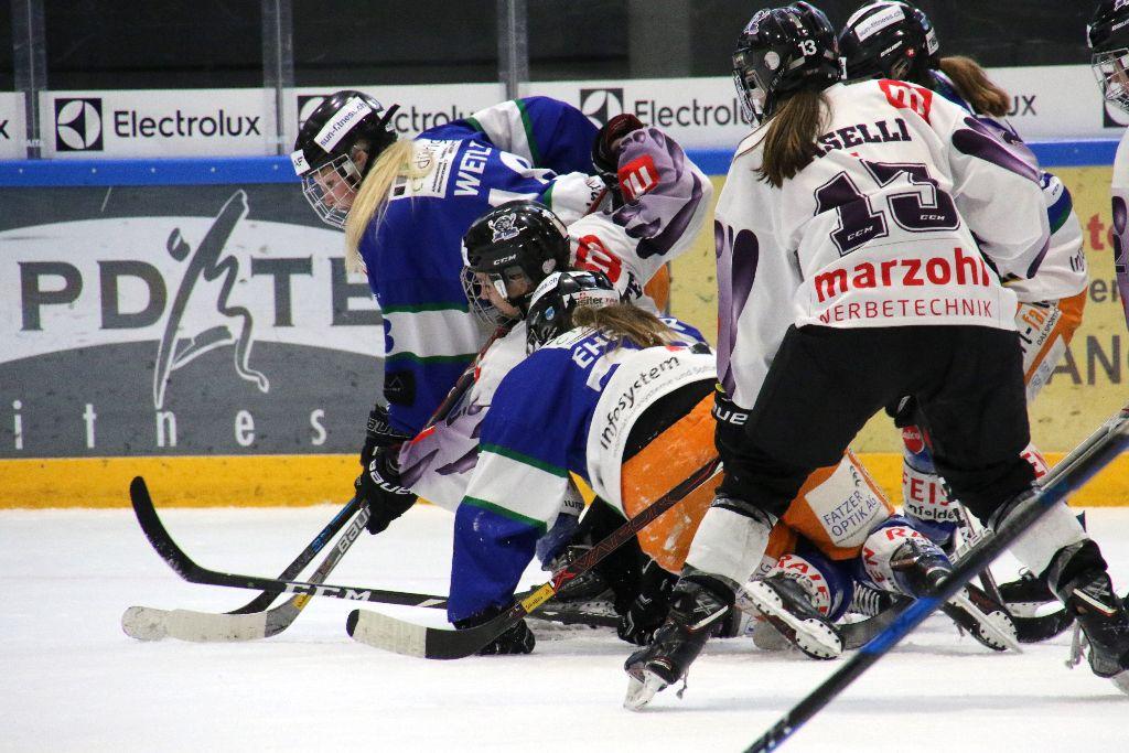 SCW Ladies A mit zwei Niederlagen