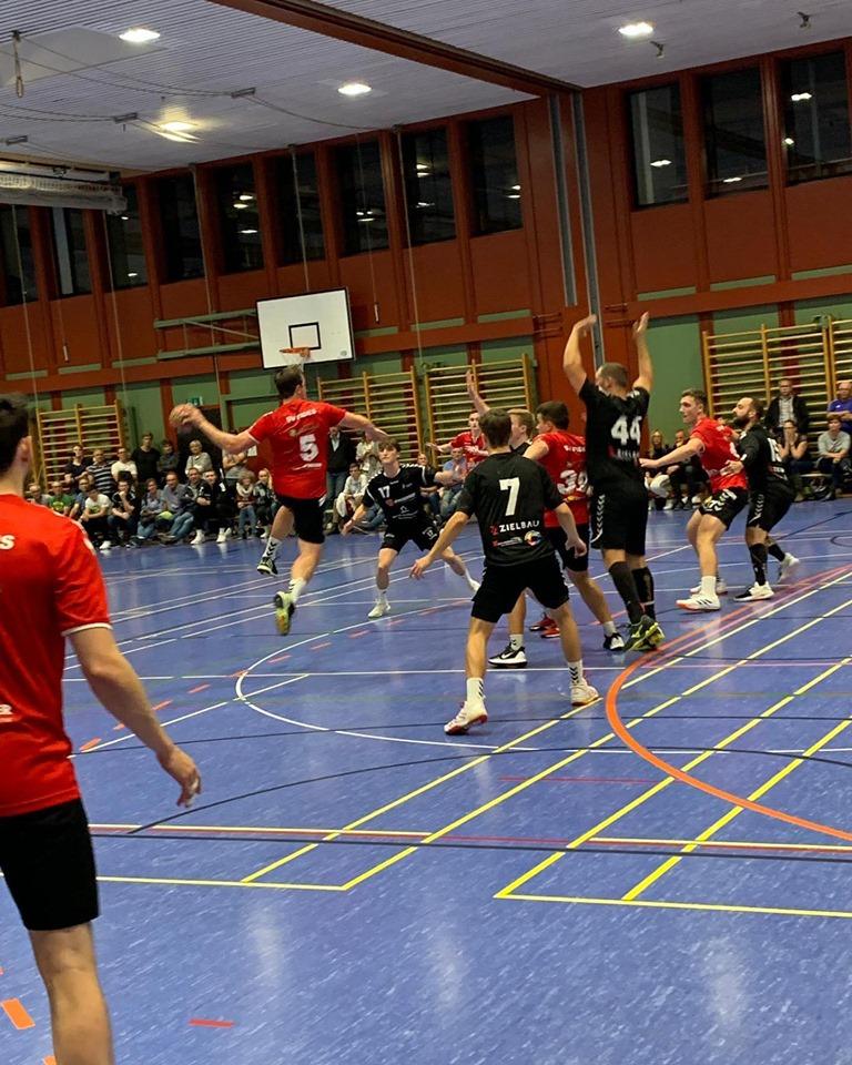 Derbysieg gegen TV Appenzell
