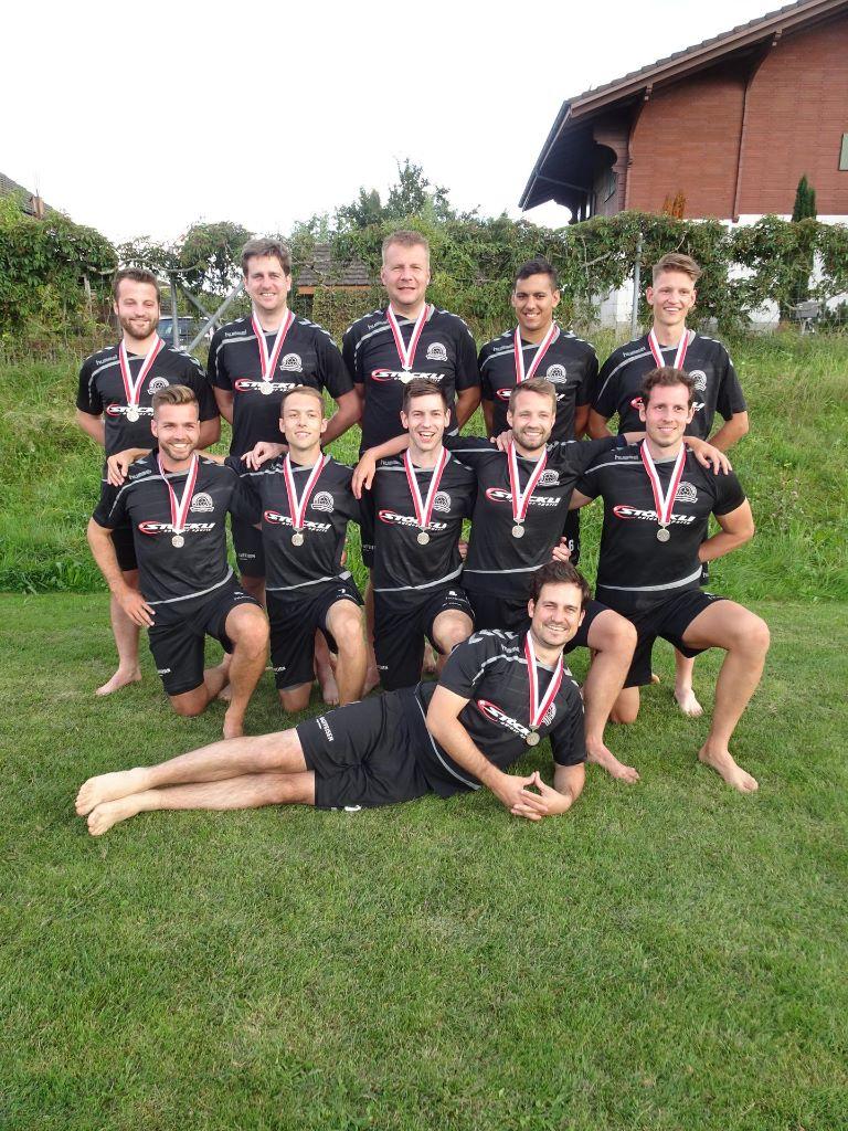 Vize- Schweizermeistertitel für KG Altnau-Kreuzlingen (NLA)- Thurgauer Korbballer mit TOP Ergebnissen in der Herren NLA/NLB 2019
