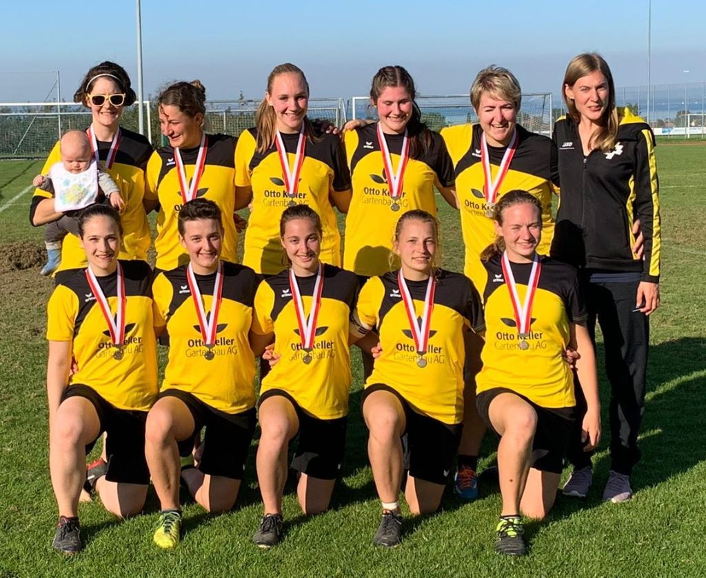 Korbballer bescheren Medaillenregen für den Thurgau an der Aufstiegsrunde 1.Liga/NLB 2019
