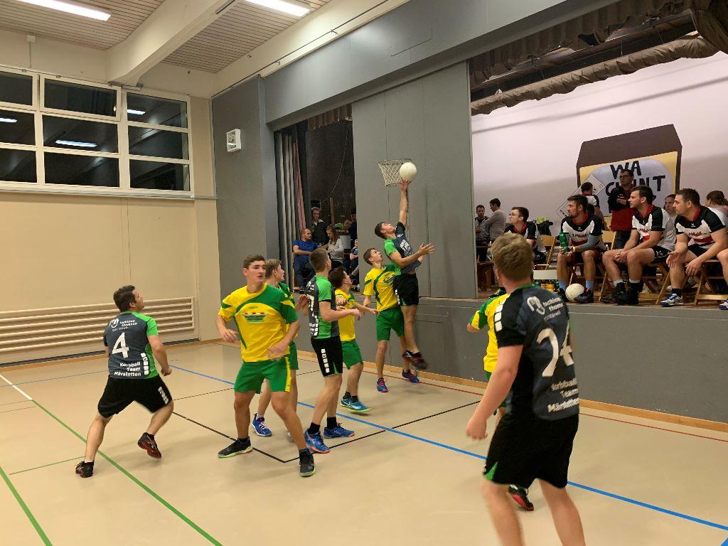 Korbball Schweizer Cup 2019/20- der Nationale Event mit dem «gewissen Etwas»