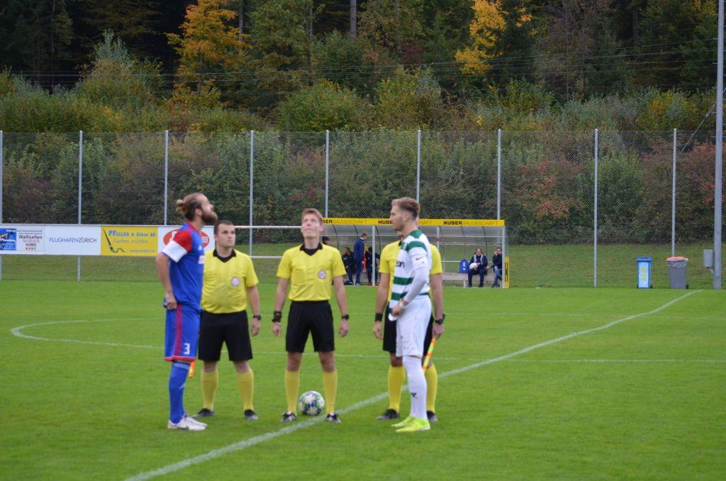 Wieder Spektakel mit dem FC Bassersdorf?