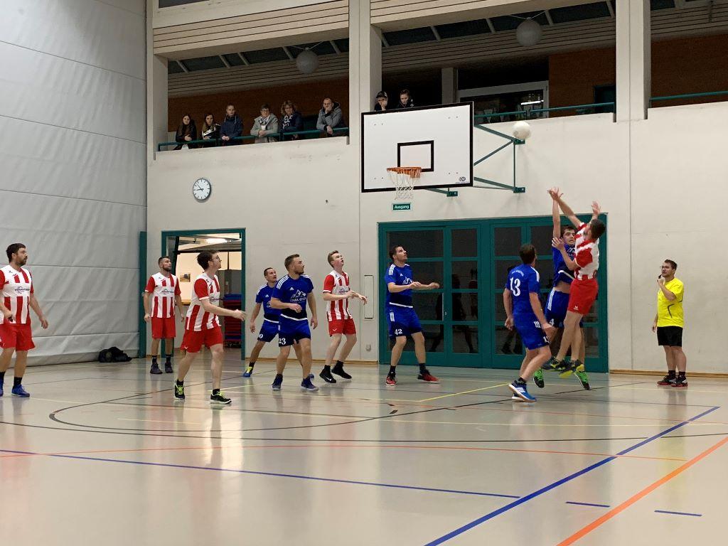 «Aus 13 werden 5» - die Thurgauer Teams kommen nicht auf Touren nach den 1/16 Finals im Korbball Schweizer Cup 2019/20