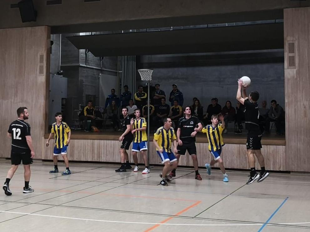 Noch zwei Teams aus dem Thurgau verbleiben im laufenden Korbball Schweizer Cup mit den 1/4 Finals