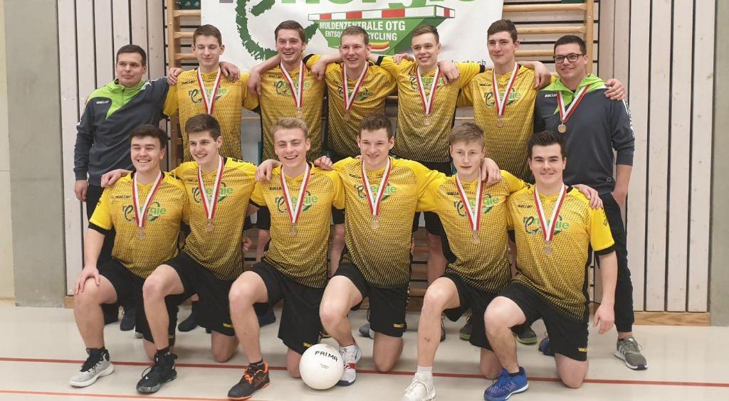 Erfolgreiche Thurgauer Korbballdelegation mit zweimal Bronze an der U20-Elite Meisterschaften 2019/20