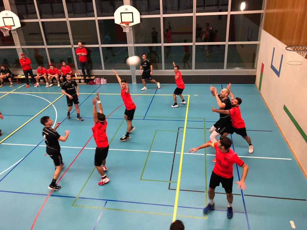 Endstation 1/4 Finals - die Thurgauer Equipen scheitern früh im Korbball Schweizer Cup 2019/20
