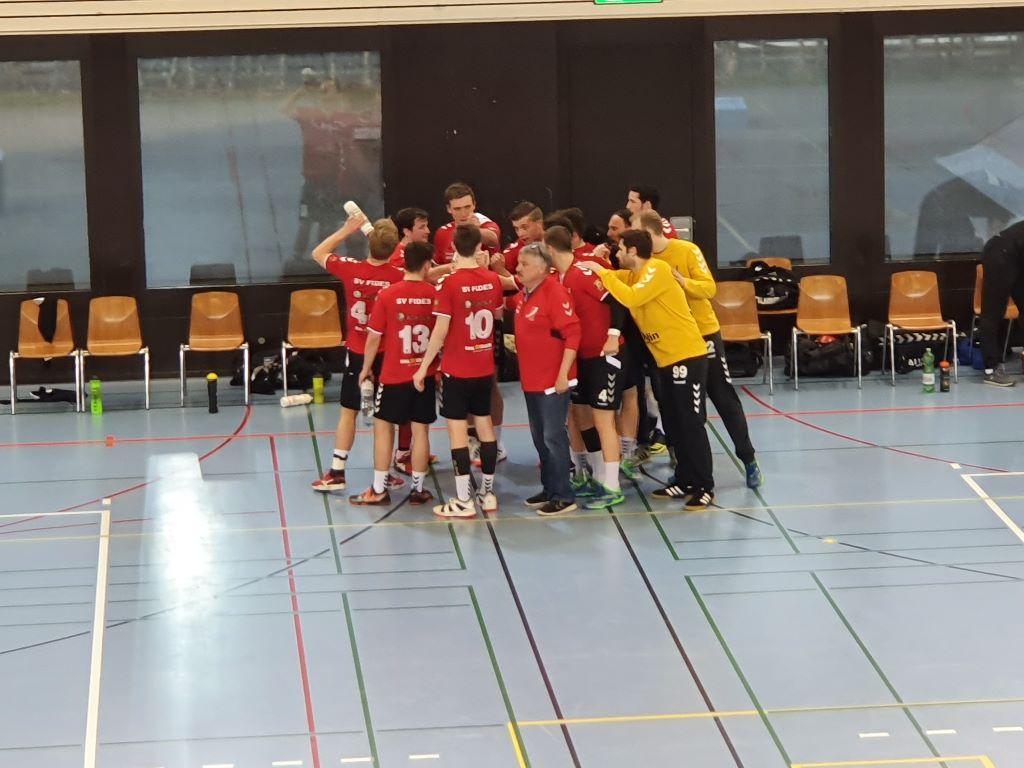 Überzeugender Sieg beim Leader TSV Fortitudo Gossau
