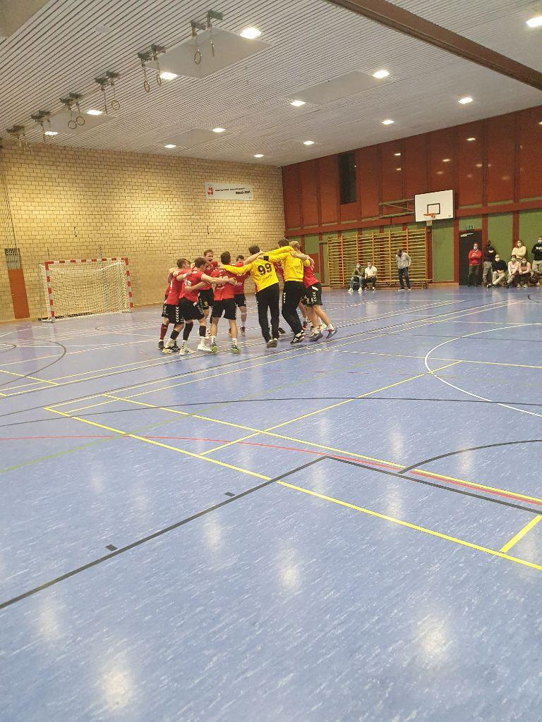 SV Fides gewinnt hartumkämpftes Spiel gegen HC Andelfingen
