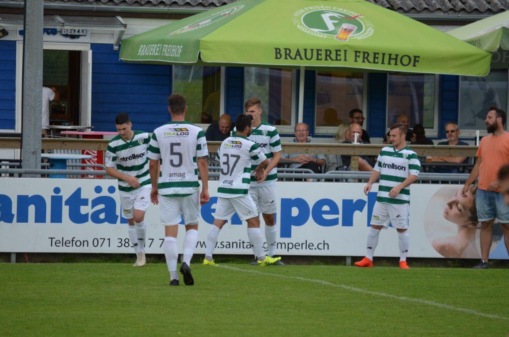 Kreuzlinger Stadtmeisterschaft im Fussball