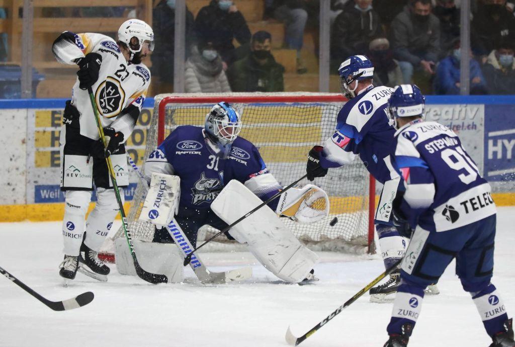 Pikes unterliegen dem HC Lugano nach grossem Kampf