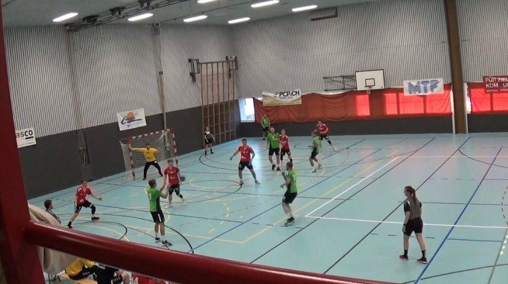 Die SG Fides / Otmar St. Gallen feiert im 1. Spiel den 1. Sieg!