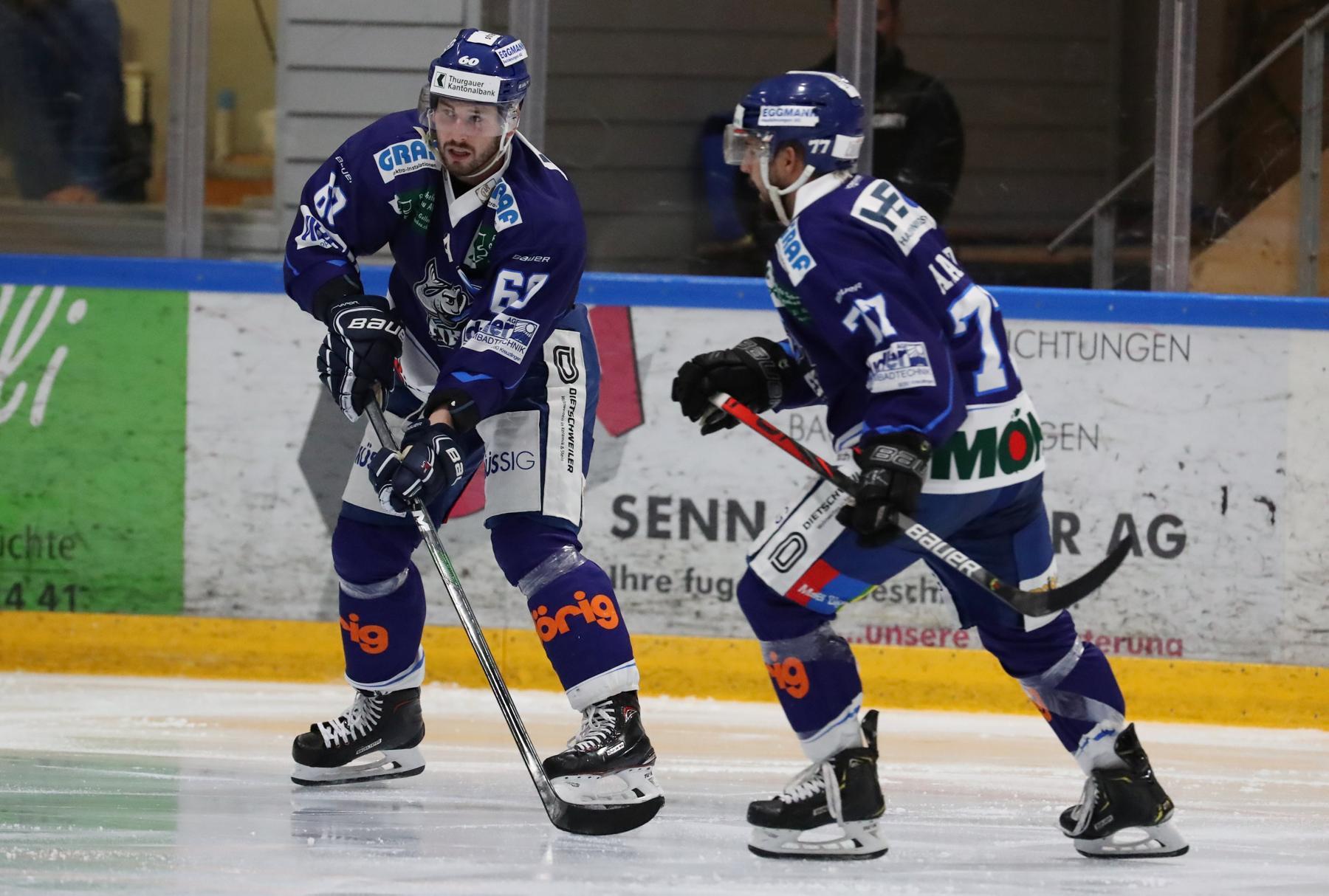 Pikes mit Arbeitssieg gegen Luzern