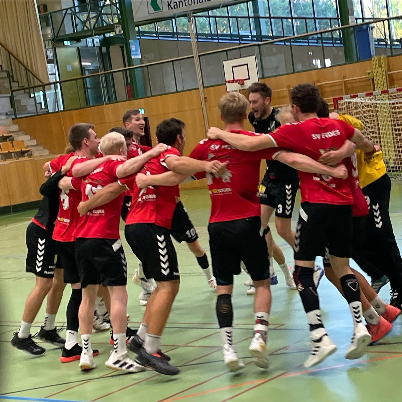 SG Fides Otmar gewinnt Spitzenspiel gegen HC Arbon deutlich!