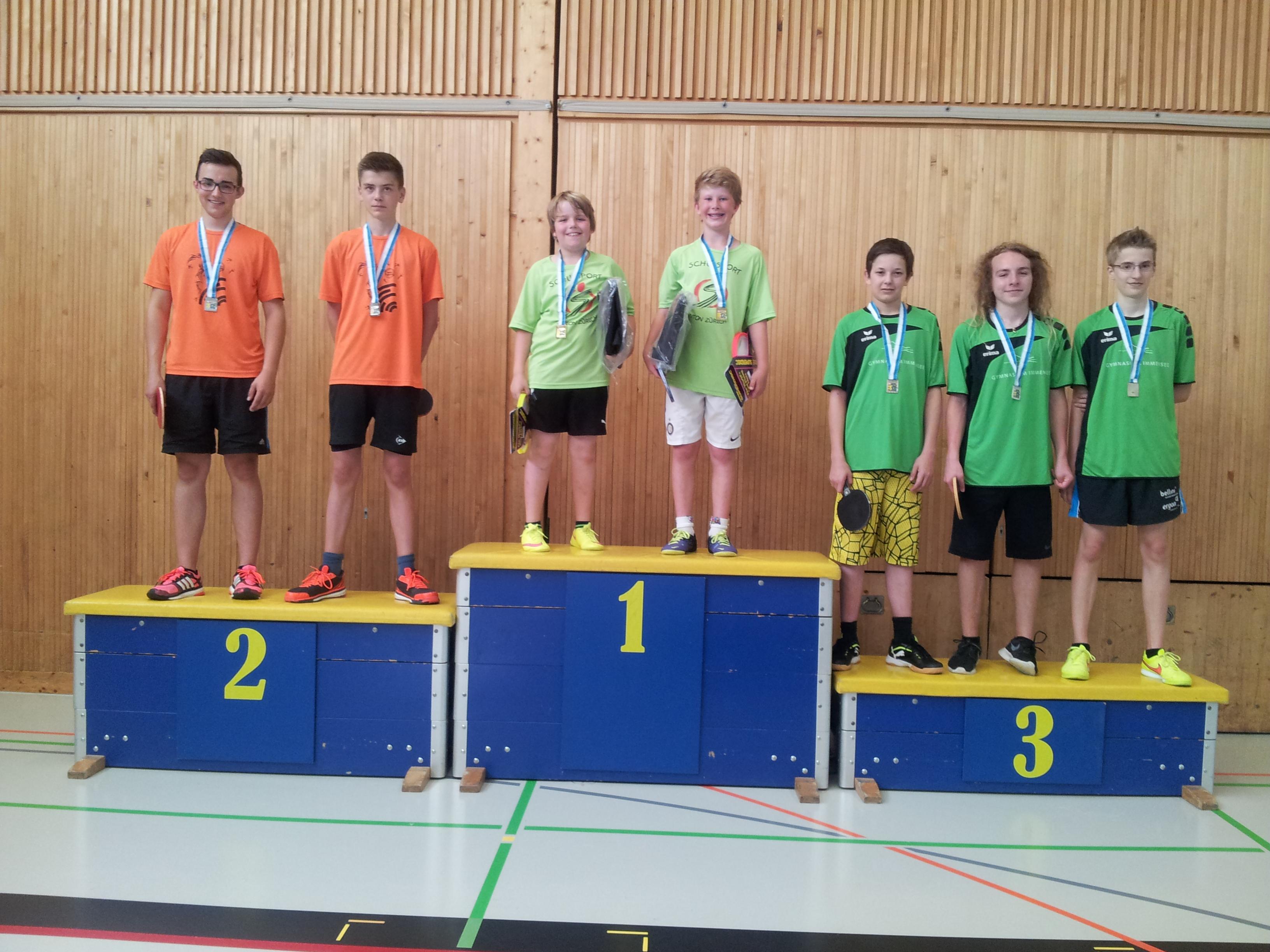 Gelungene Premiere am Schweizerischen Schulsporttag