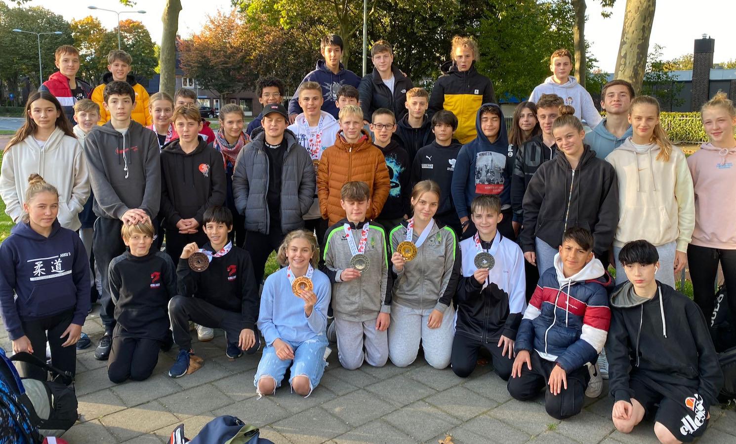 Internationales Turnier in Venray Holland