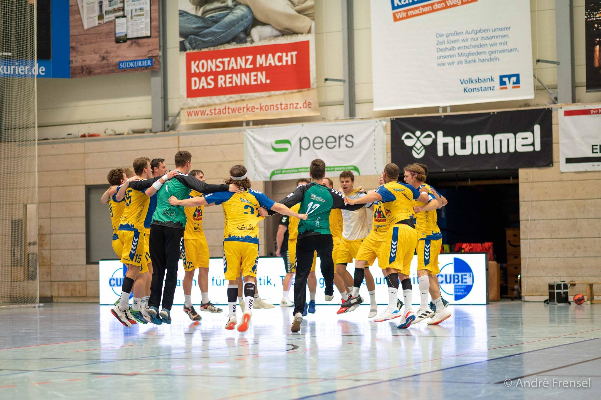 """Reaktion sensationell"": U23 der HSG Konstanz mit furiosem Comeback nach Sechs-Tore-Rückstand"