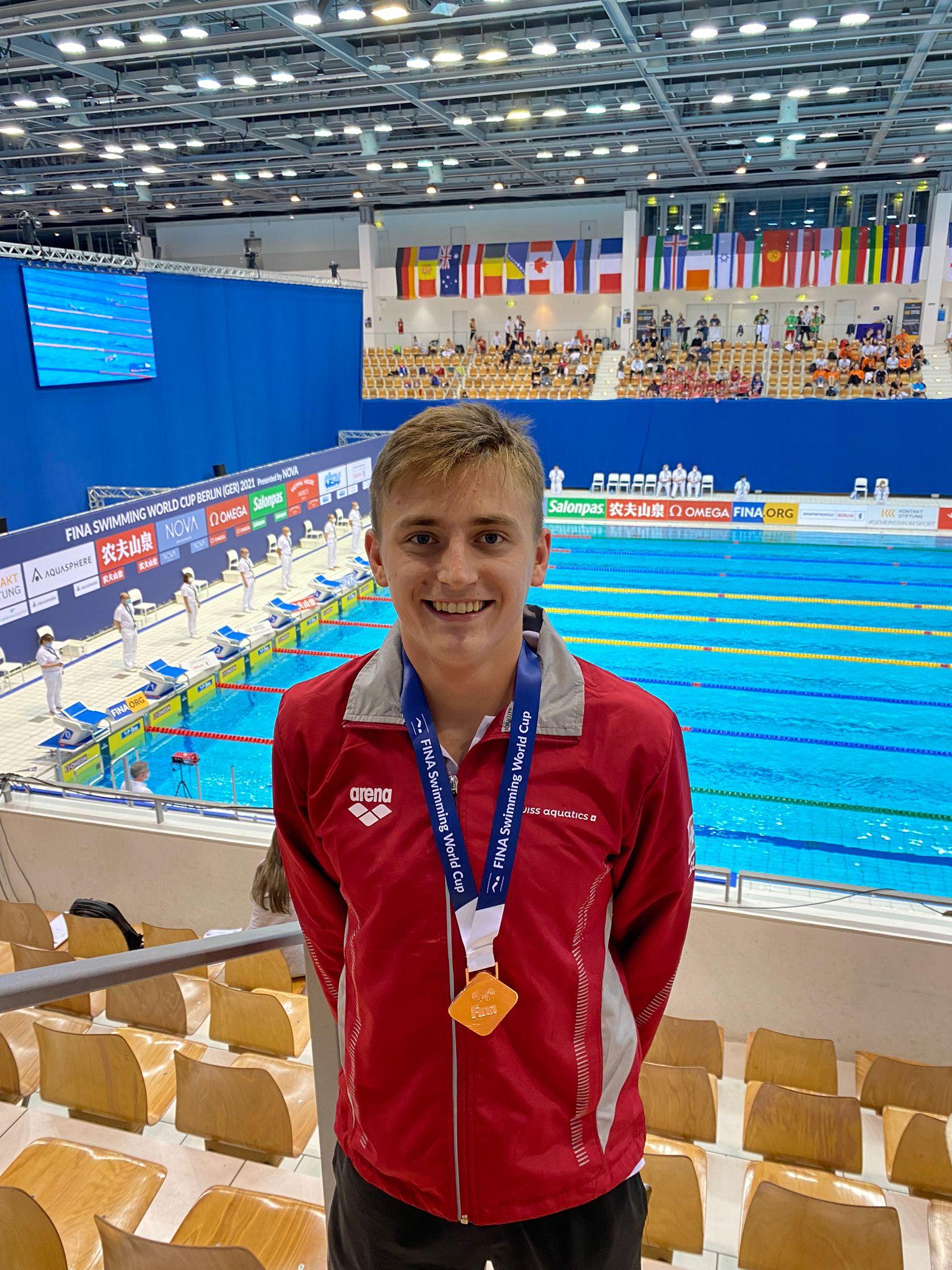 Schwimmen: FINA World Cup 2021 in Berlin 30. September bis 04. Oktober 2021
