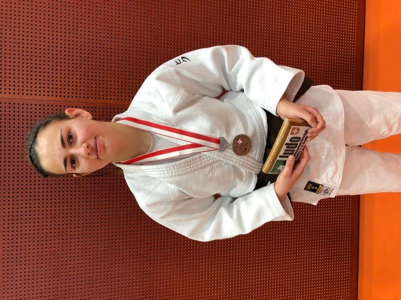 6 Medaillen an der Schweizer Meisterschaft