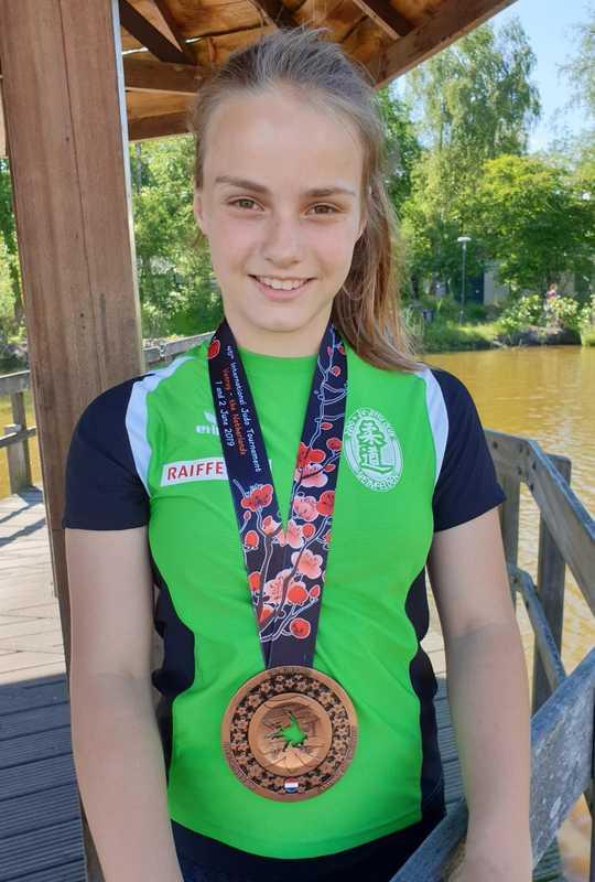 Annika Zünd erfolgreich in Venray - Holland