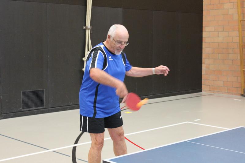 Bittere Niederlage der Romanshorner Tischtennis Senioren