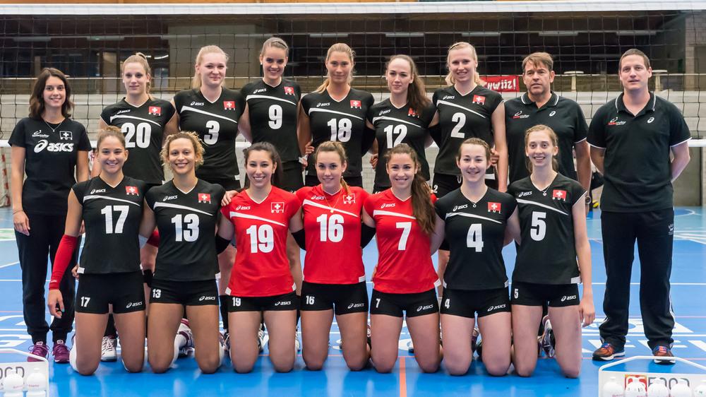 Das neue Gesicht der Schweizer Damen-Nationalmannschaft