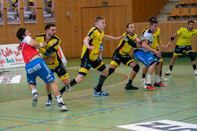 Der TSV St. Otmar überrascht zum Saisonauftakt