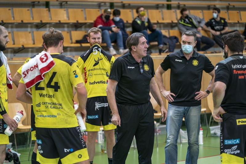 Der TSV St. Otmar empfängt den RTV 1879 Basel
