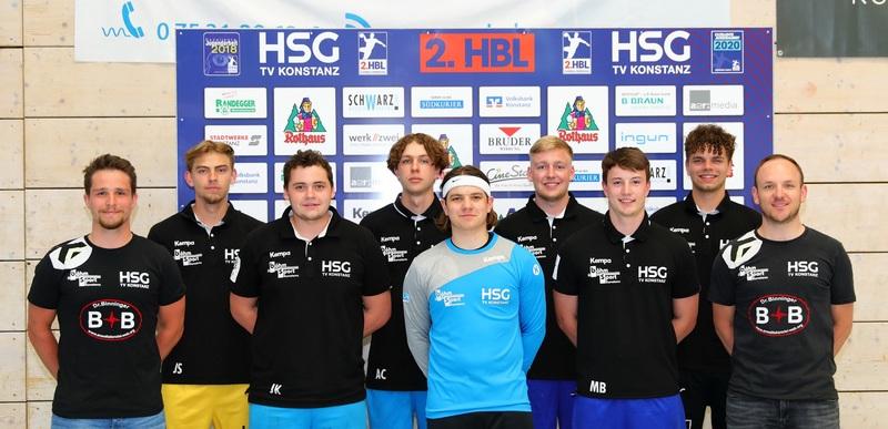 Deutlicher Derbysieg: U23 der HSG Konstanz mit sieben Neuzugängen aus der eigenen Jugend in der Vorbereitung