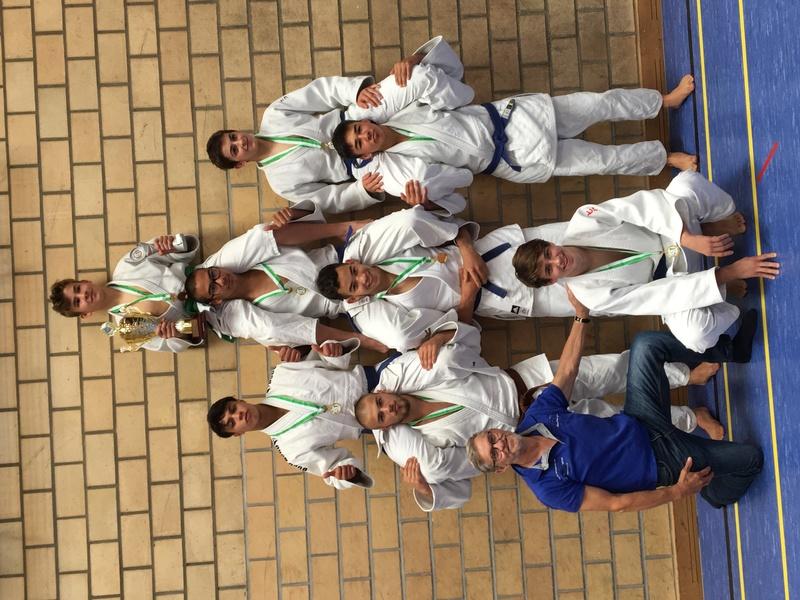 Erfolgreiches Wochenende für die Weinfelder Judokas