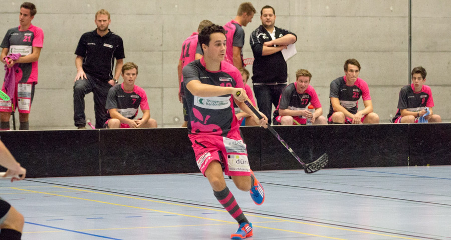 Floorball Thurgau besiegt Ticino Unihockey