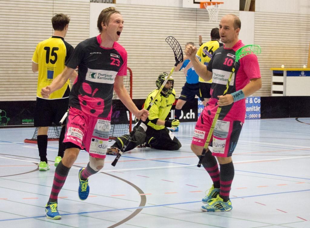Floorball Thurgau startet in die Rückrunde!