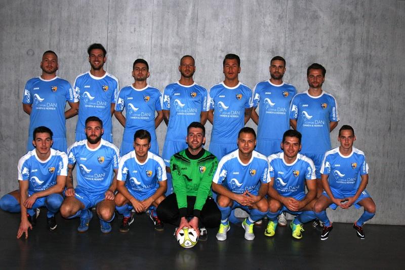 Futsalspektakel am Samichlaustag