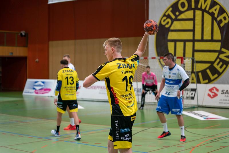 Heimspiel des TSV St. Otmar