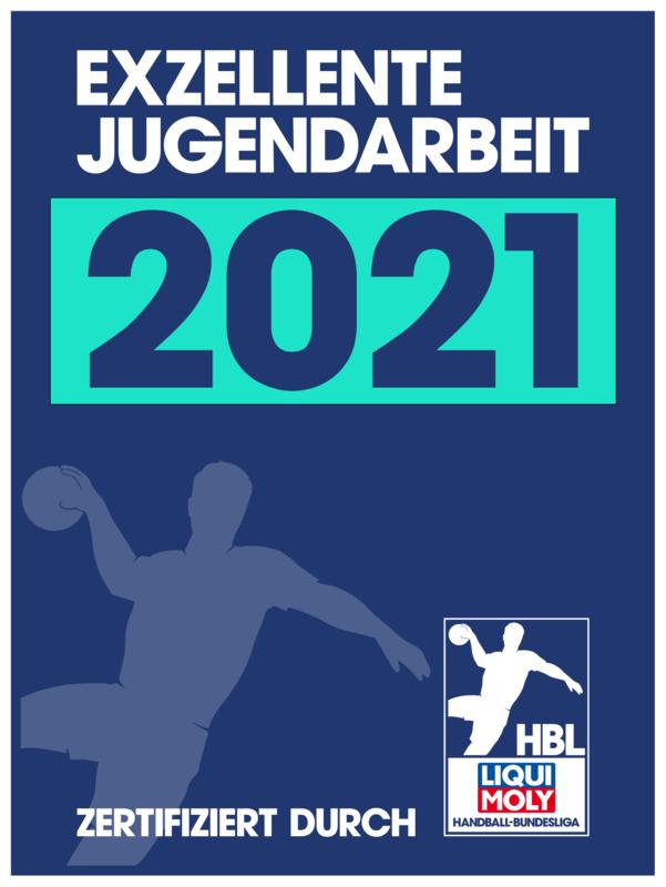 HSG Konstanz erhält Jugendzertifikat 2021 für exzellente Nachwuchsarbeit