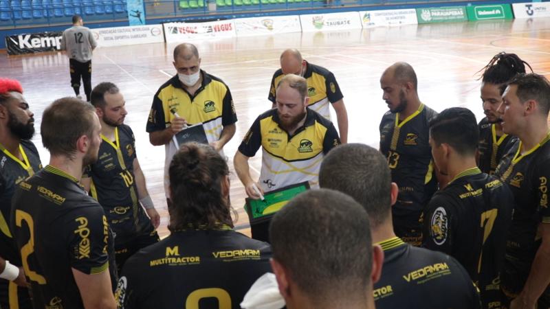 HSG Konstanz findet neuen Athletiktrainer, Jugendkoordinator und Trainer für U23 mit Erfahrung bei Nationalmannschaft Brasiliens
