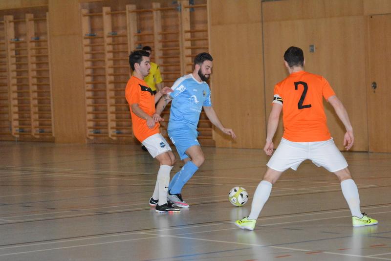 Kann das Futsal Team Uzwil auch gegen Weinfelden punkten?