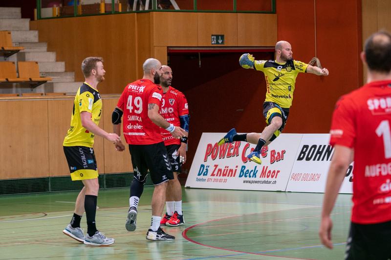 Kann der TSV St. Otmar erneut kontern?