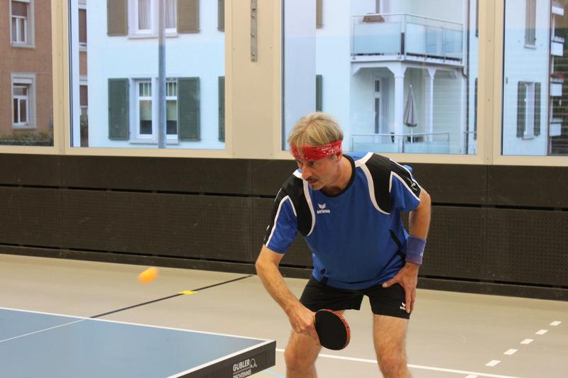 Knappe Niederlage von Romanshorn 2 in der 2. Liga Tischtennis Senioren